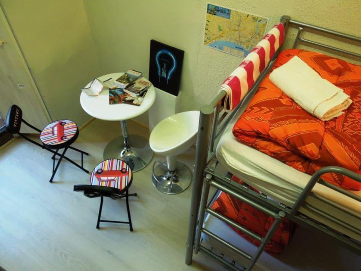Open House Hostel, Nice, France