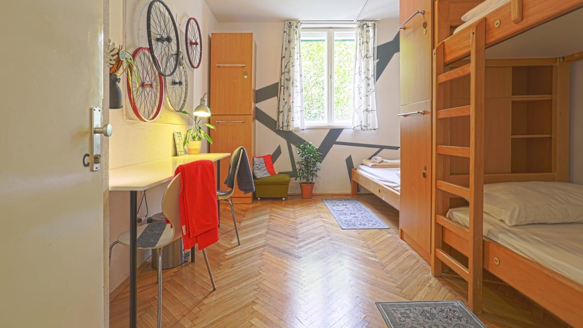 Tchaikovsky Hostel (T-Hostel), Split, Croatia