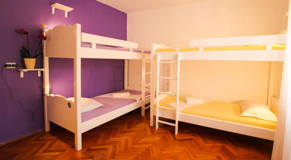 Helvetia Hostel, Hvar, Croatia