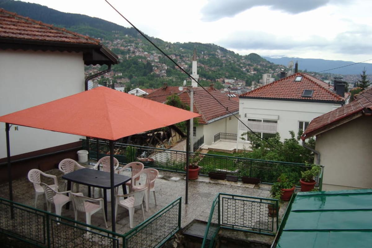 Old Town Accommodation in Sarajevo, Bosnia And Herzegovina, Bosnia And Herzegovina hostel