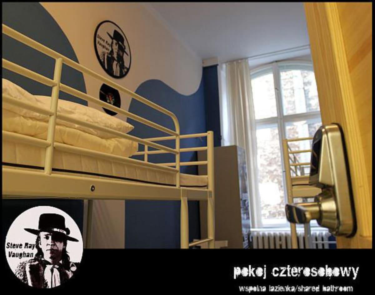 La Guitarra Hostel Gdansk, Gdansk, Poland
