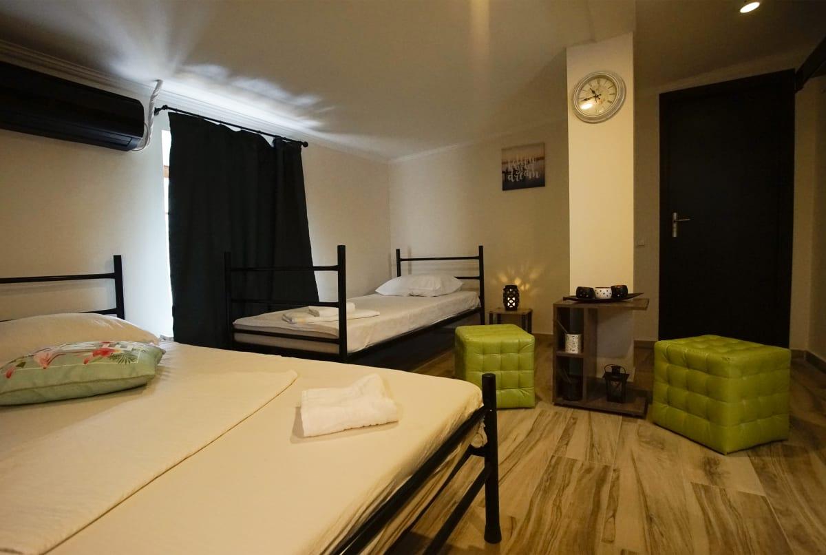 Byzanthin Hostel, Bucharest, Romania