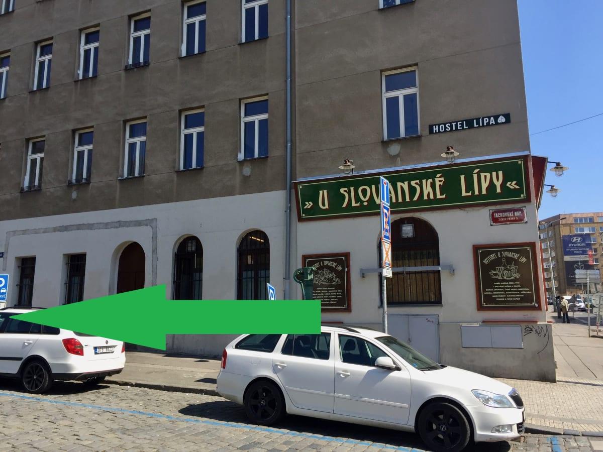 Hostel Lipa, Prague, Czech Republic