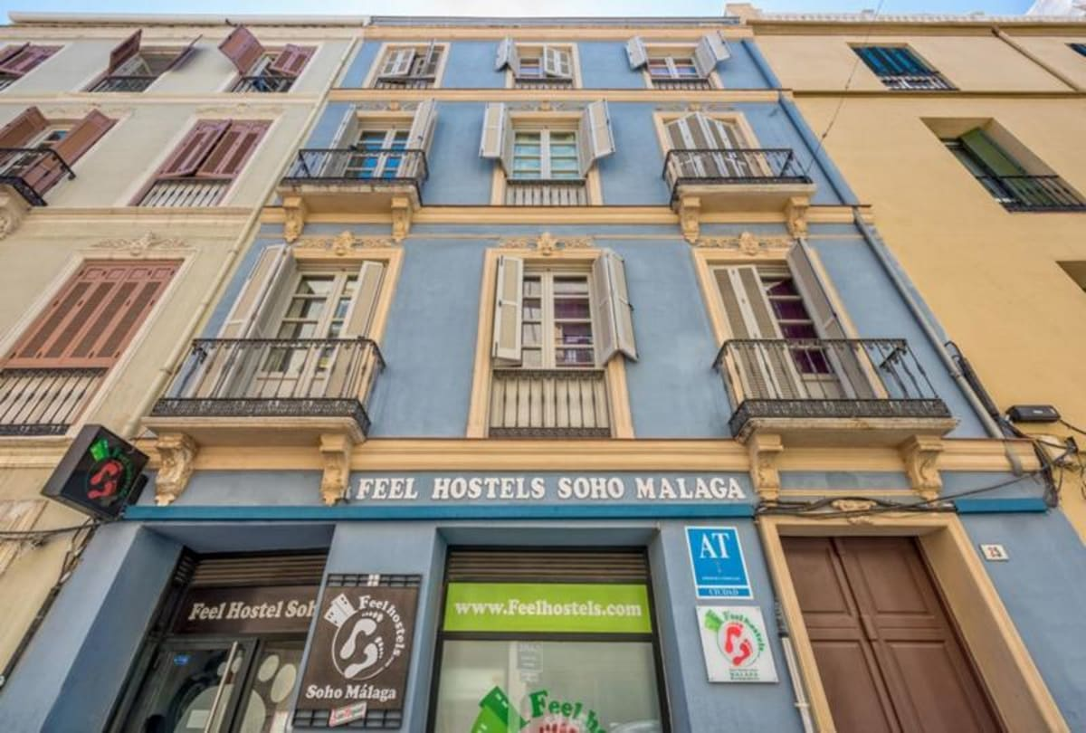 Feel Hostels Soho Malaga, Malaga, Spain