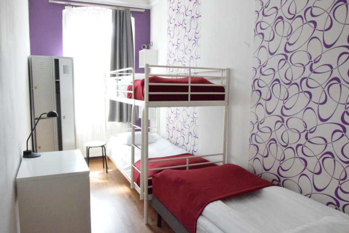 Blooms Boutique Hostel & Apartments, Poznan, Poland hostel