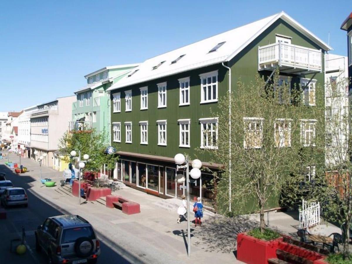 Akureyri Backpackers, Akureyri, Iceland