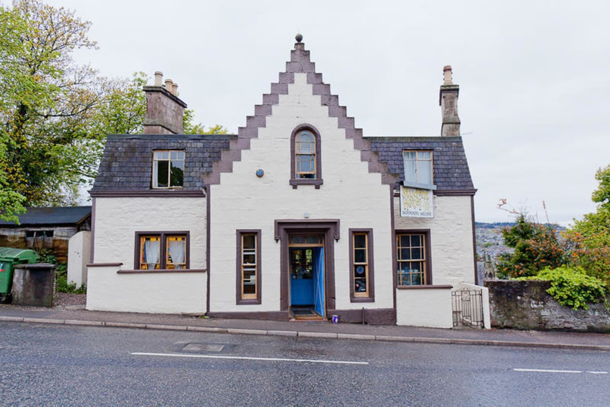 Inverness Student Hotel, Inverness, Scotland hostel