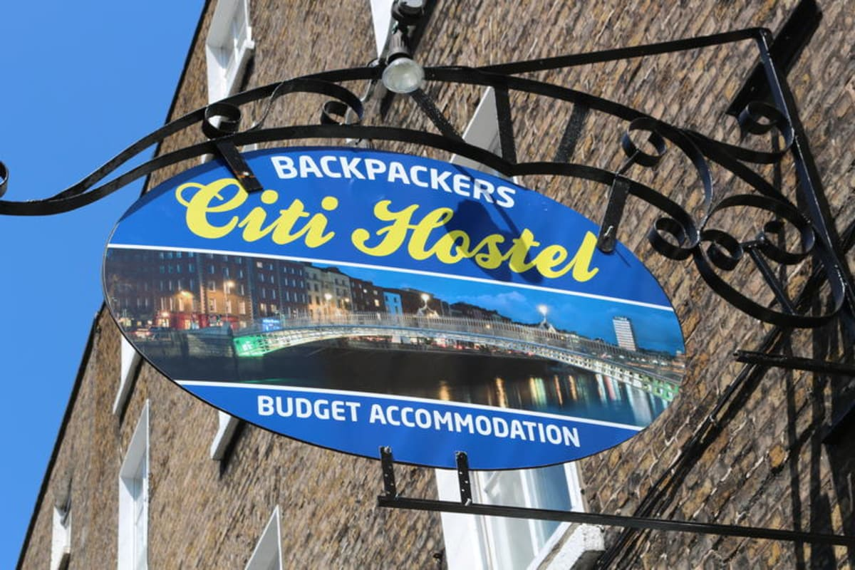 Backpackers Citihostel, Dublin, Ireland hostel
