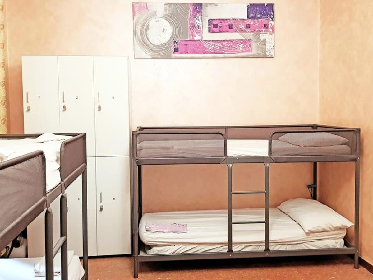 Dreaming Rome Hostel, Rome, Italy