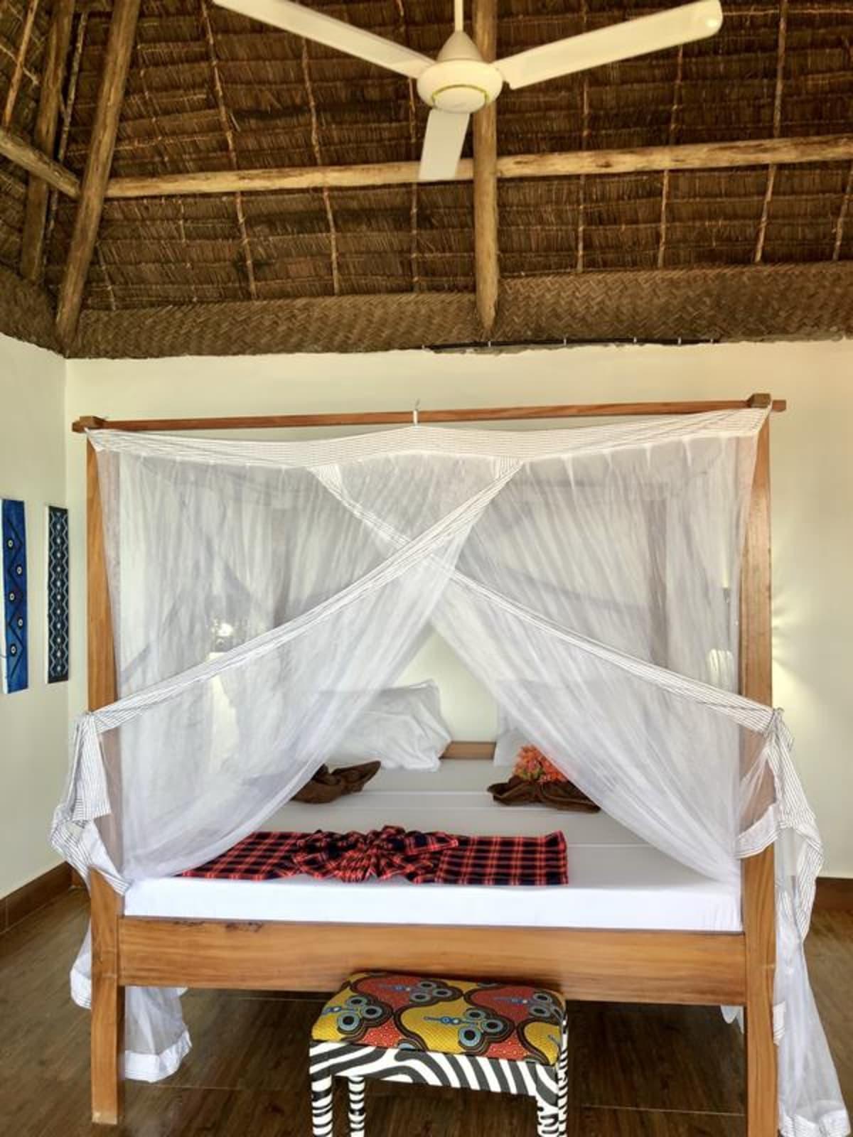Promised Land Lodge in Zanzibar, Tanzania, Tanzania hostel