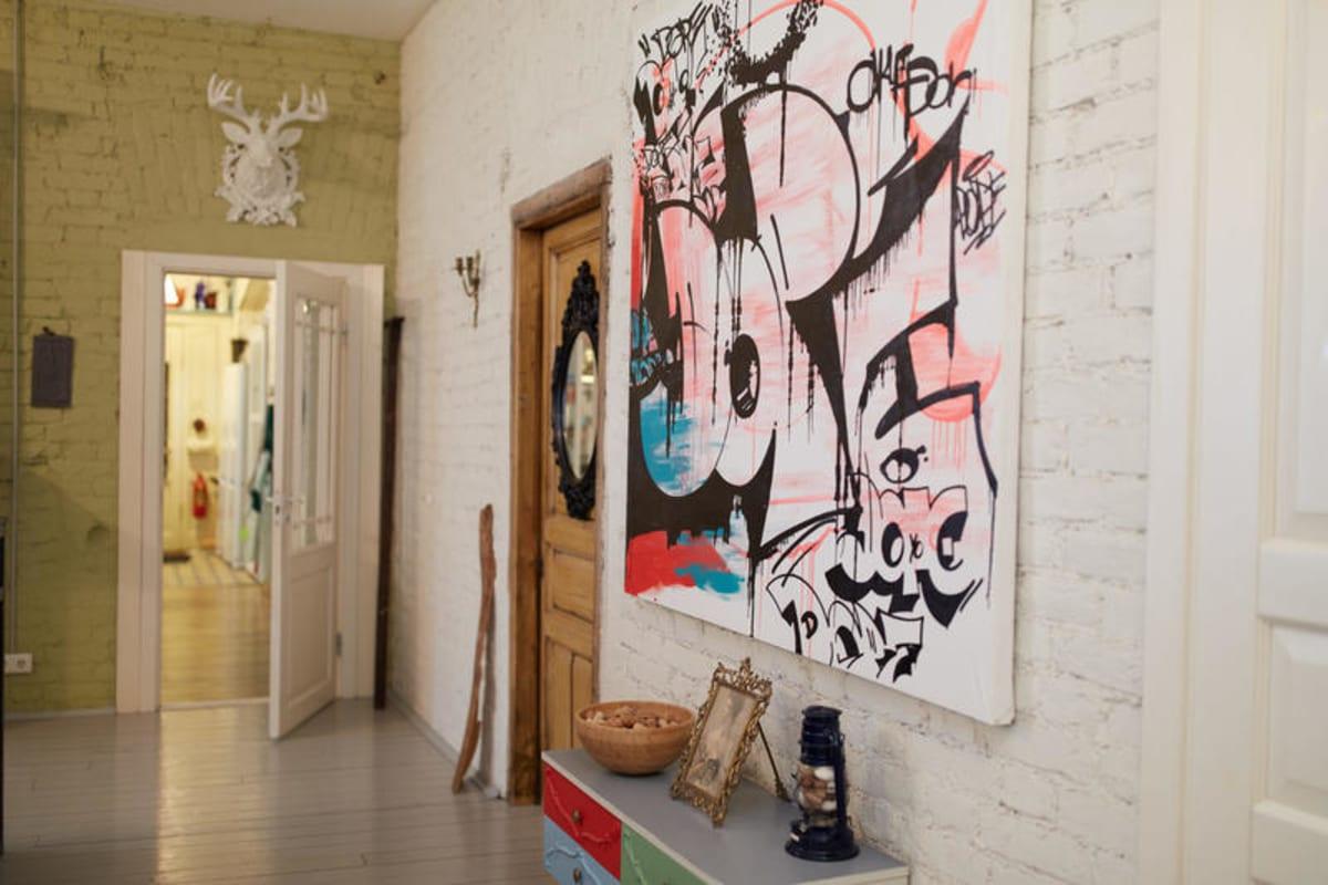 Soul Kitchen, St Petersburg, Russia hostel
