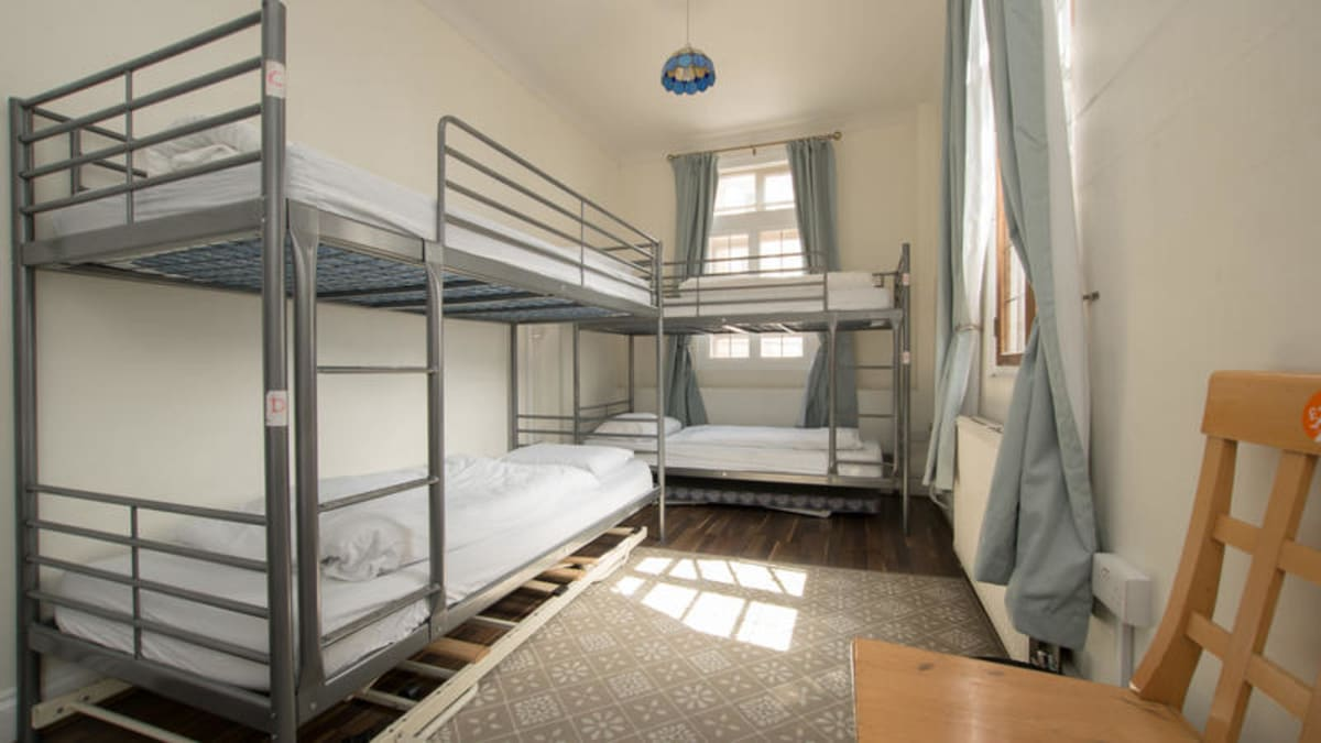 The Walrus Hostel, London, England
