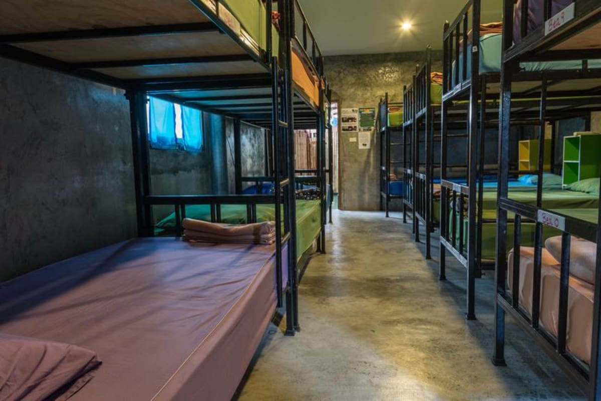 Slumber Party Hostel Koh Phangan, Koh Phangan, Thailand hostel