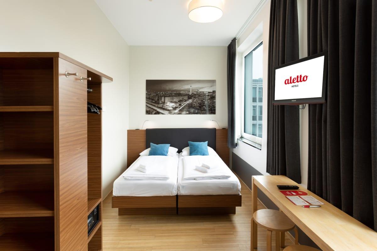 aletto Hotel Kudamm, Berlin, Germany
