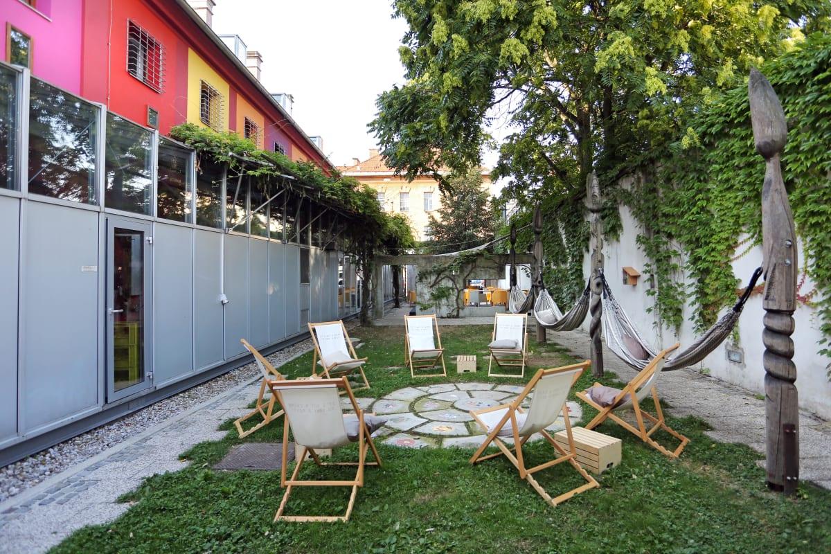Hostel Celica, Ljubljana, Slovenia