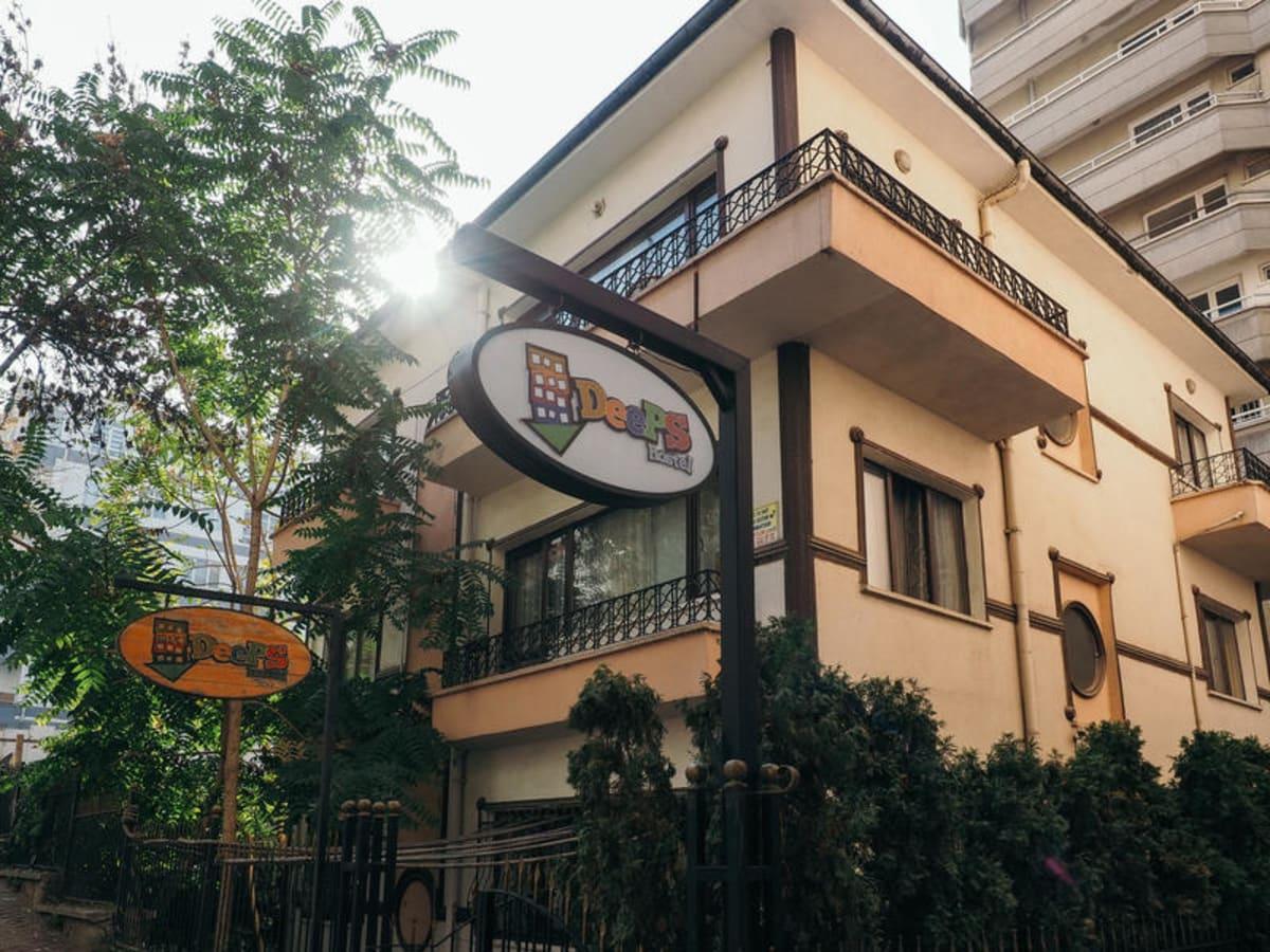 Deeps Hostel, Ankara, Turkey