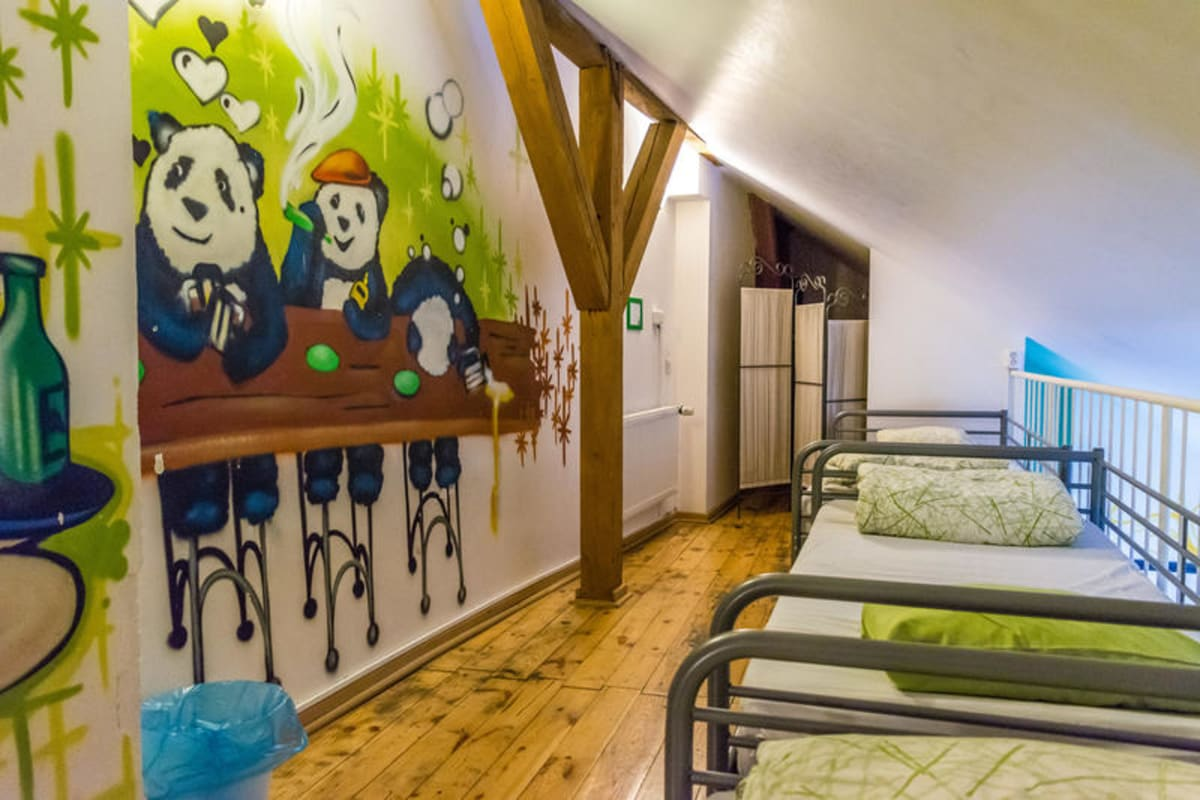 The MadHouse Prague, Prague, Czech Republic hostel