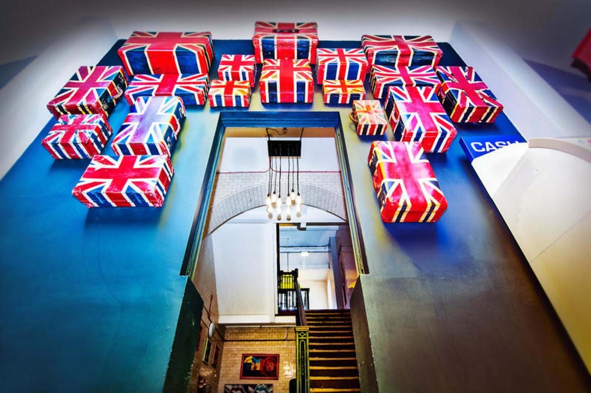 Rest Up London, London, England hostel