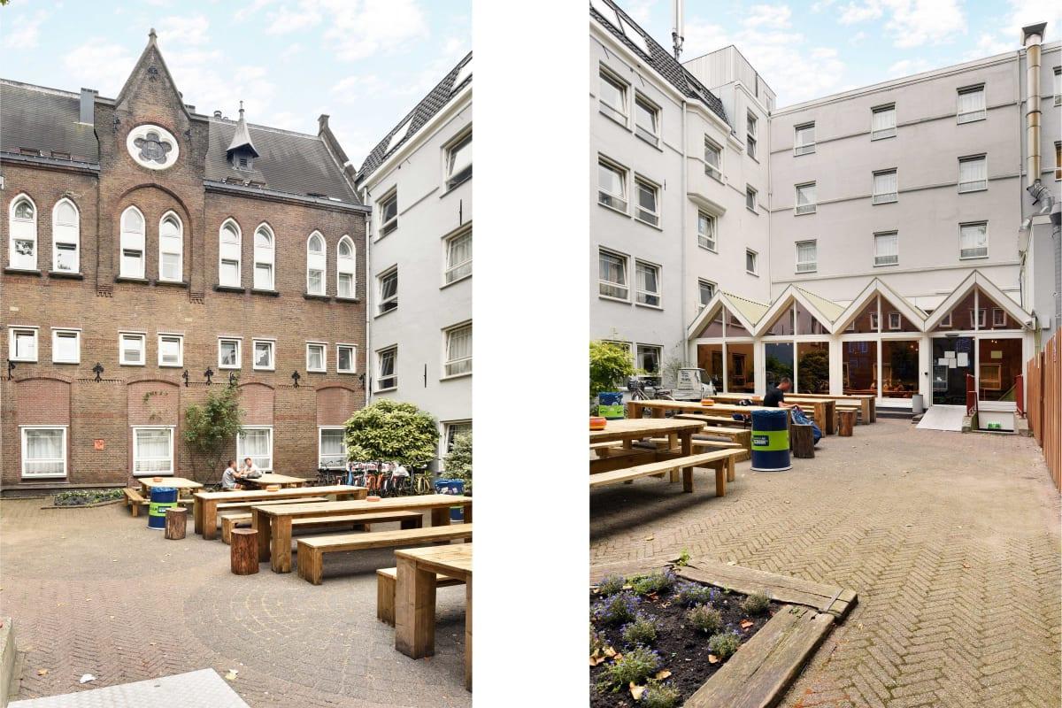 Hans Brinker Hostel Amsterdam, Amsterdam, Netherlands