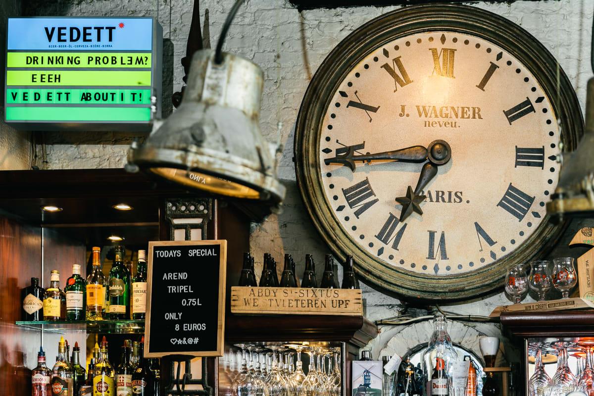 St Christopher's Inn, Belgium