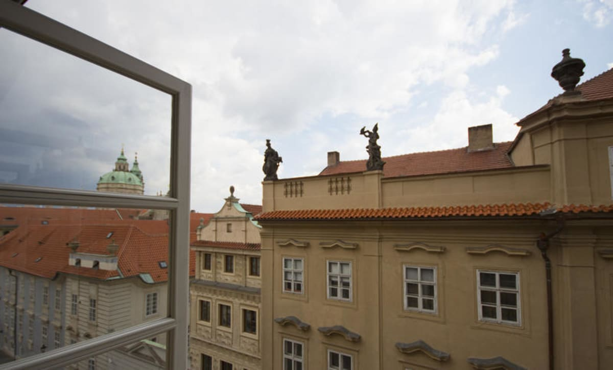 Hostel Santini Prague, Prague, Czech Republic