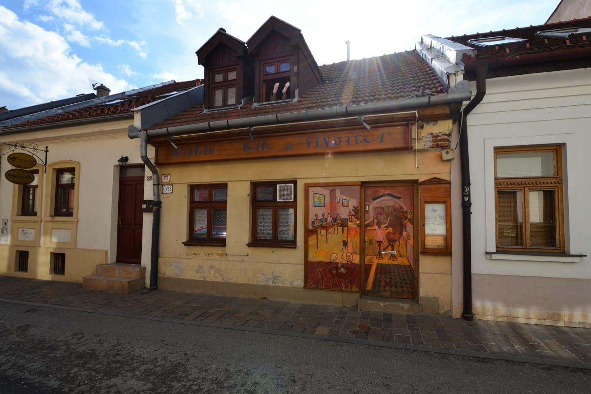 Happy Bull, Kosice, Slovakia