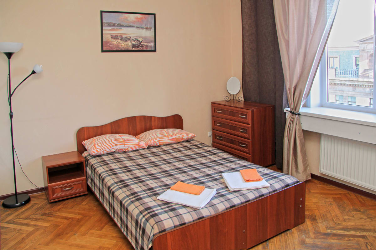 Admiralty Hostel, St Petersburg, Russia