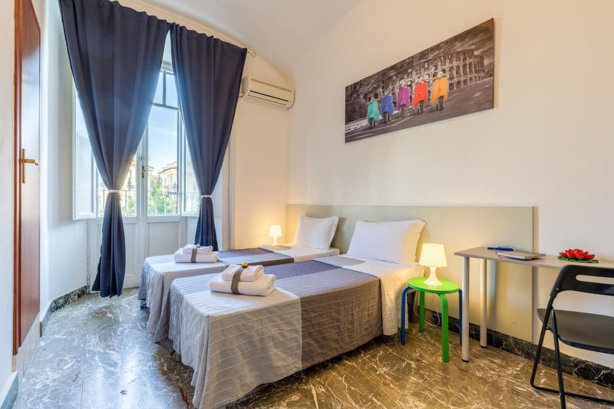 DoDomus in Rome, Italy, Italy hostel
