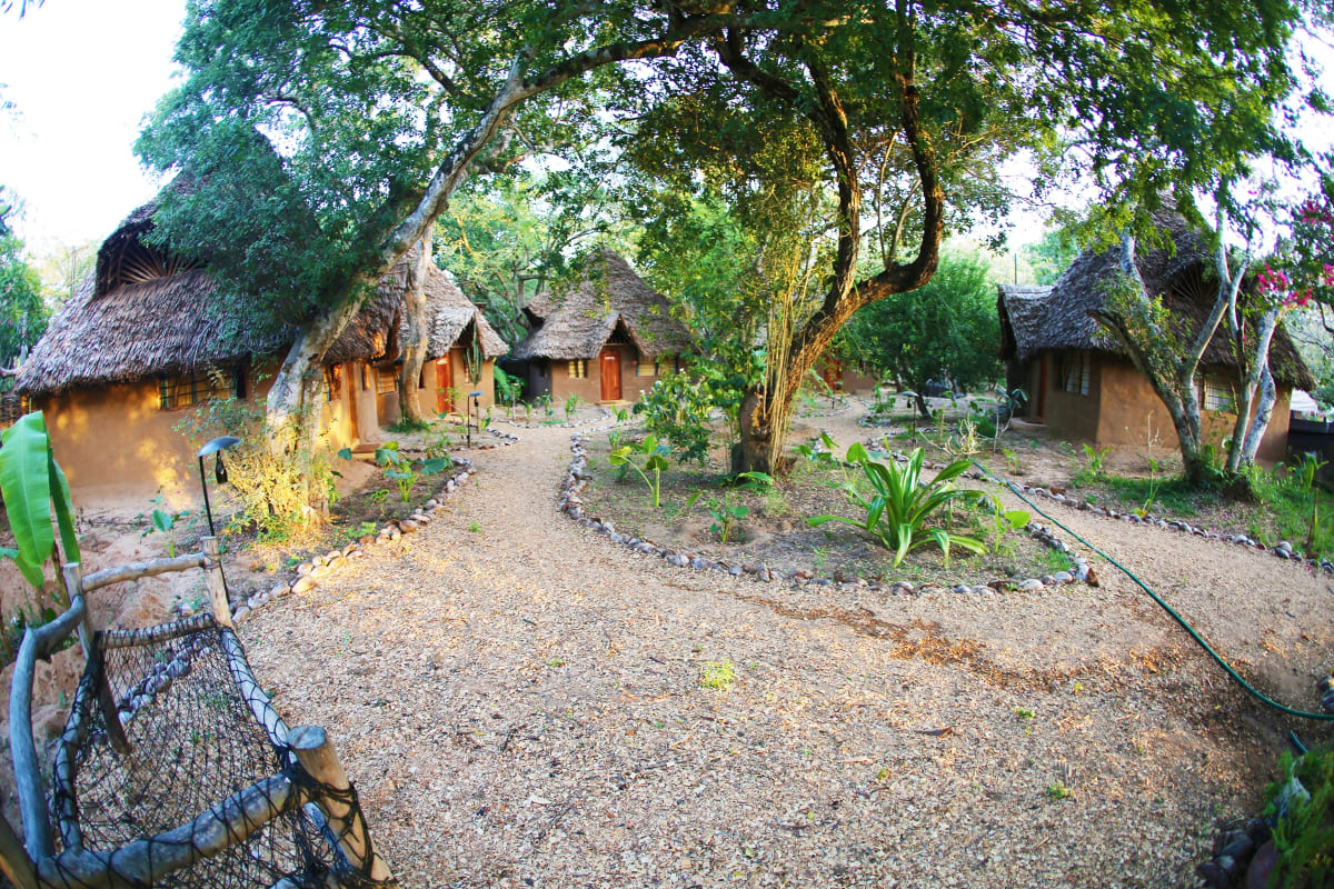 Distant Relatives Ecolodge & Backpackers, Kilifi, Kenya hostel