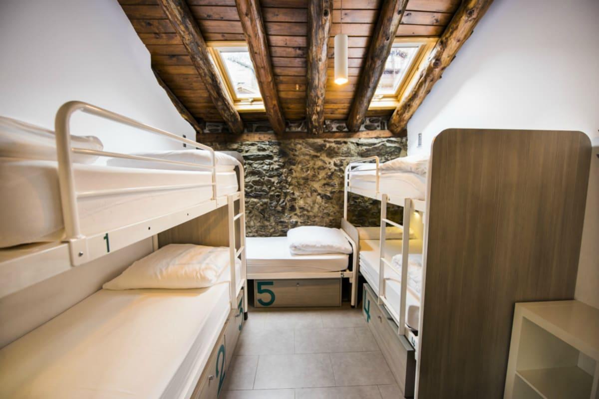 Mountain Hostel Tarter, El Tarter, Andorra hostel