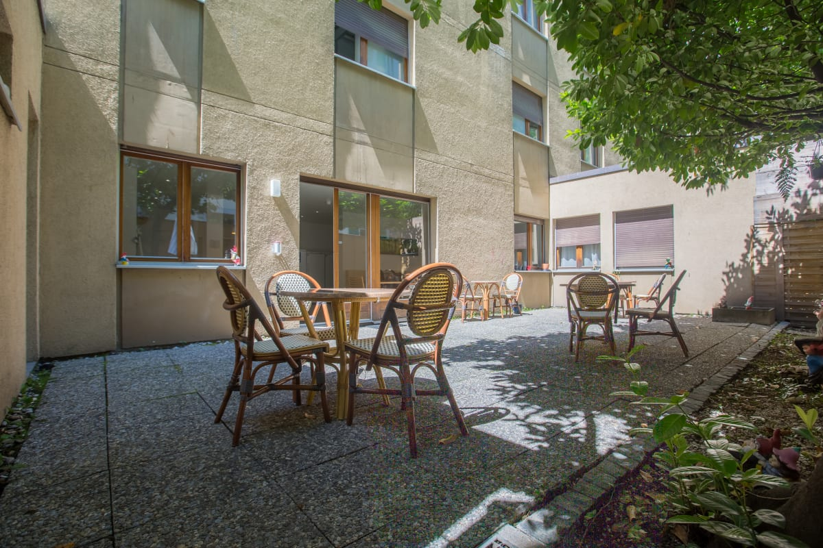 City Hostel Geneva, Geneva, Switzerland