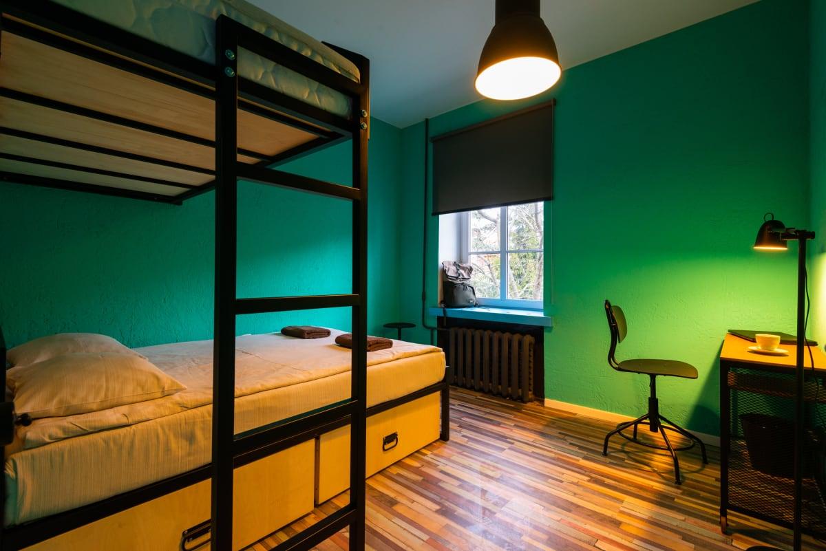 Trinity Hostel, Minsk, Belarus hostel