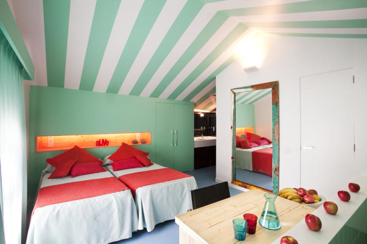 Amistat Beach Hostel Barcelona, Barcelona, Spain