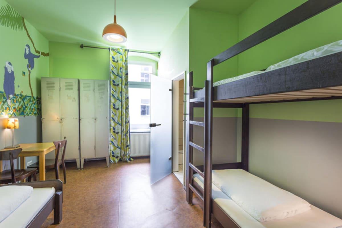 Sunflower Hostel, Berlin, Germany
