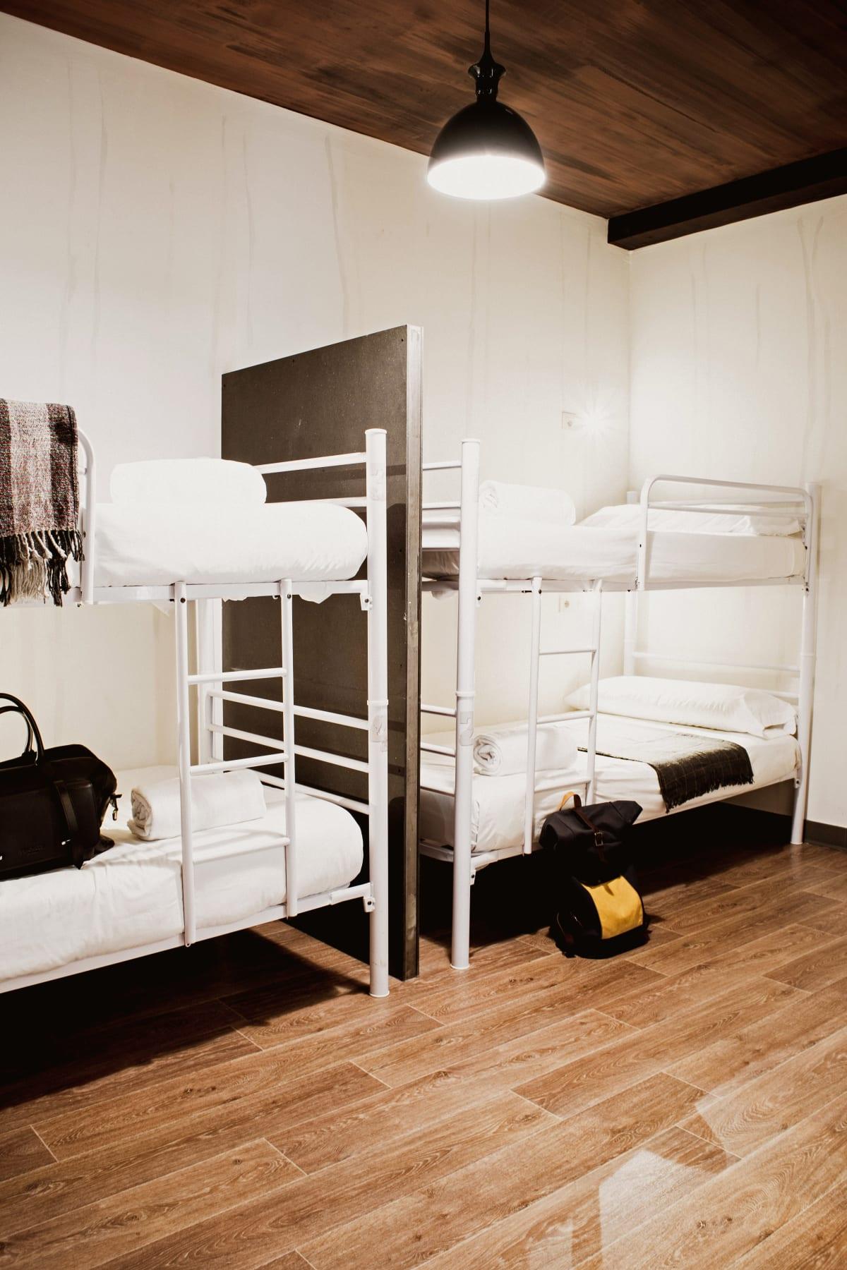 Room007 Ventura Hostel, Madrid, Spain hostel