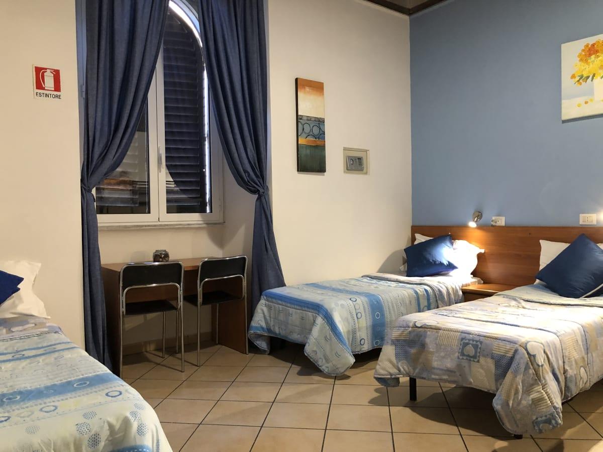 Freedom Traveller, Rome, Italy hostel