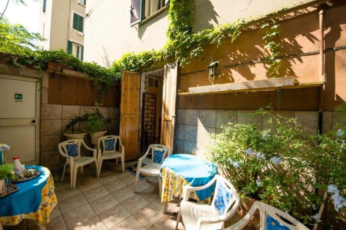 Sunshine Hostel, Rome, Italy