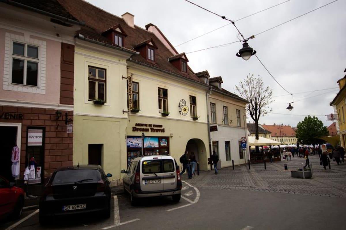 PanGeea Hostel, Sibiu, Romania