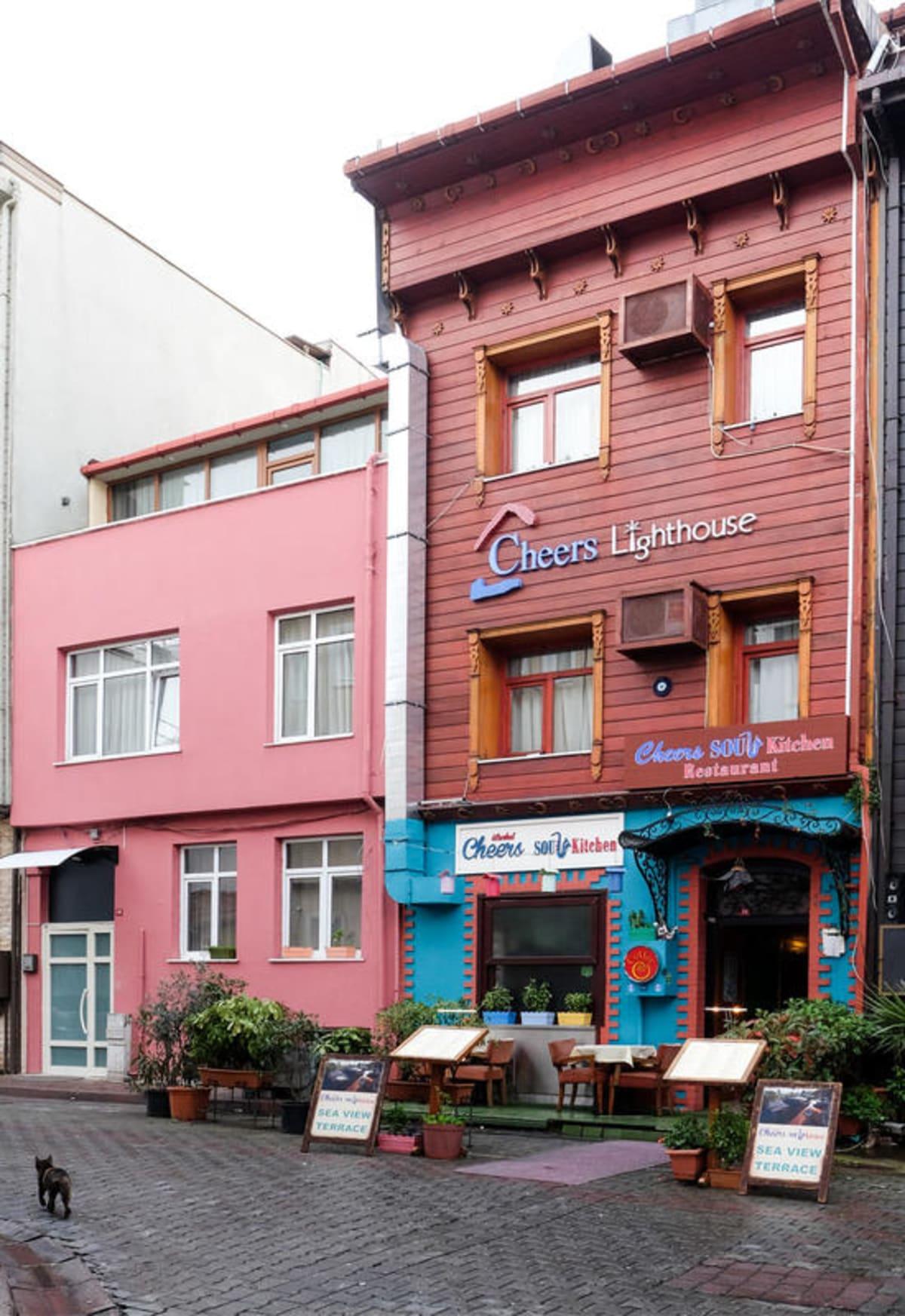 Cheers Lighthouse Hostel, Istanbul, Turkey hostel