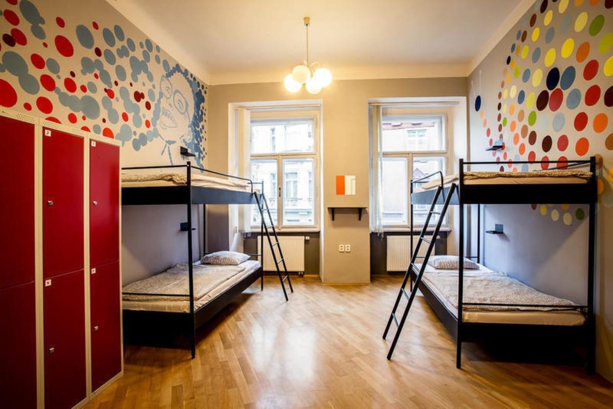 Ahoy! Hostel, Prague, Czech Republic