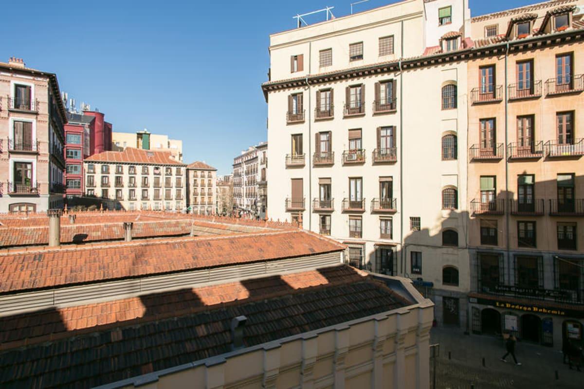 La Casa de la Plaza in Madrid, Spain, Spain