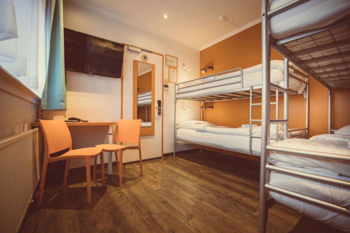 Budget Hotel Tourist Inn in Amsterdam, Netherlands, Netherlands