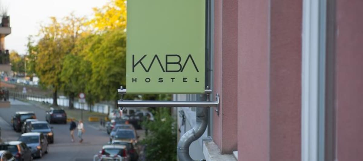 KaBa Hostel, Ghent, Belgium