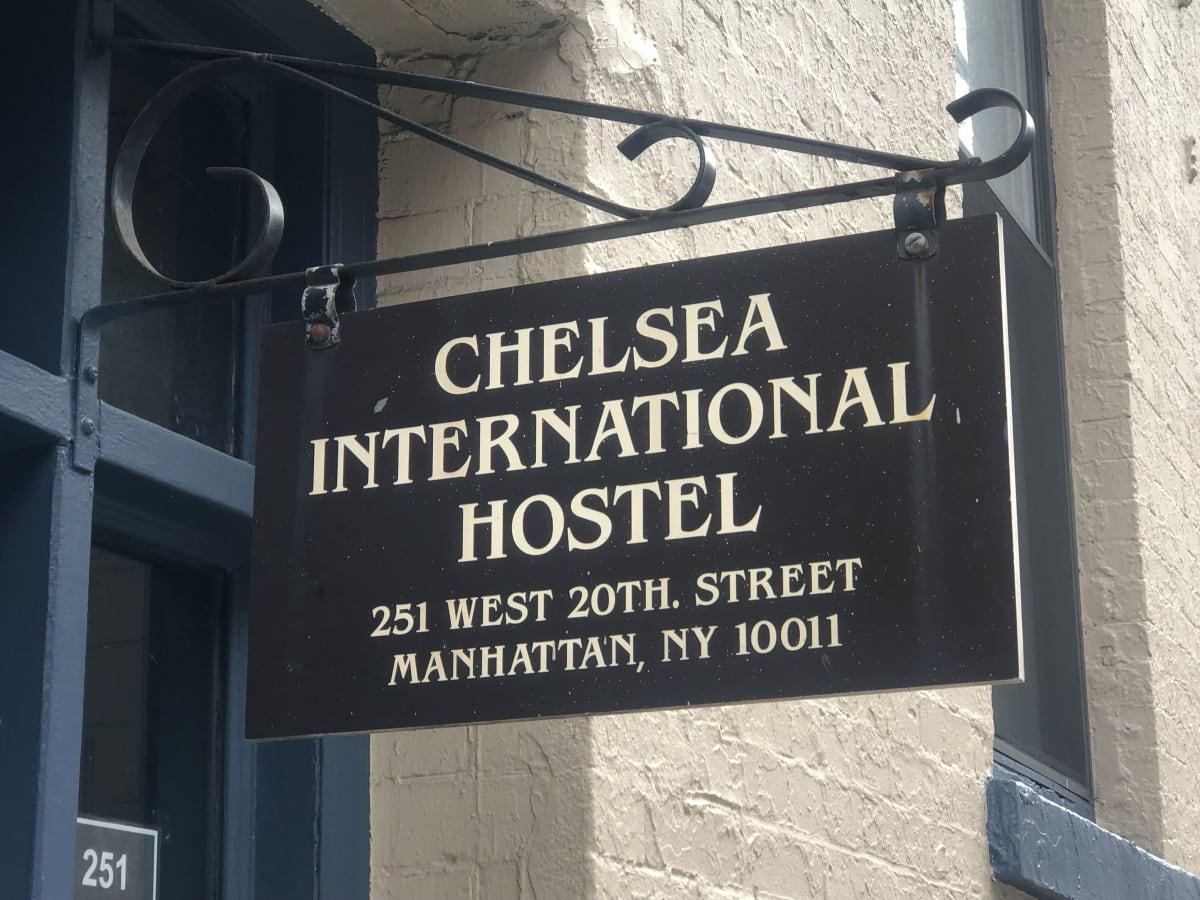 Chelsea International Hostel, New York, USA
