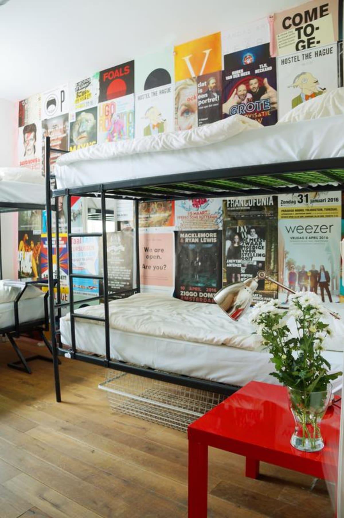 Hostel The Hague, Netherlands hostel