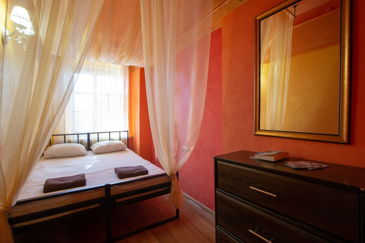 Hostel Riverside, Minsk, Belarus hostel