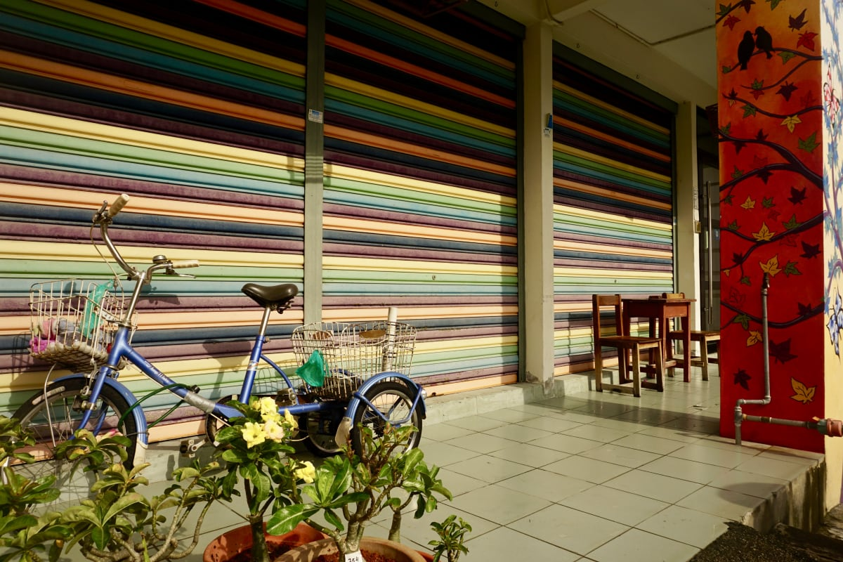 Queen's Hostel, Penang, Malaysia
