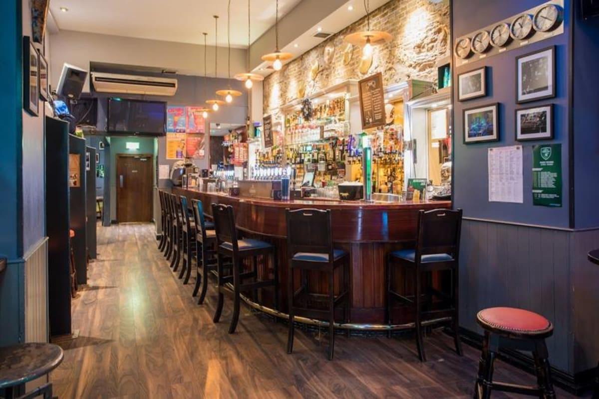 Bru Bar & Hostel, Cork, Ireland hostel