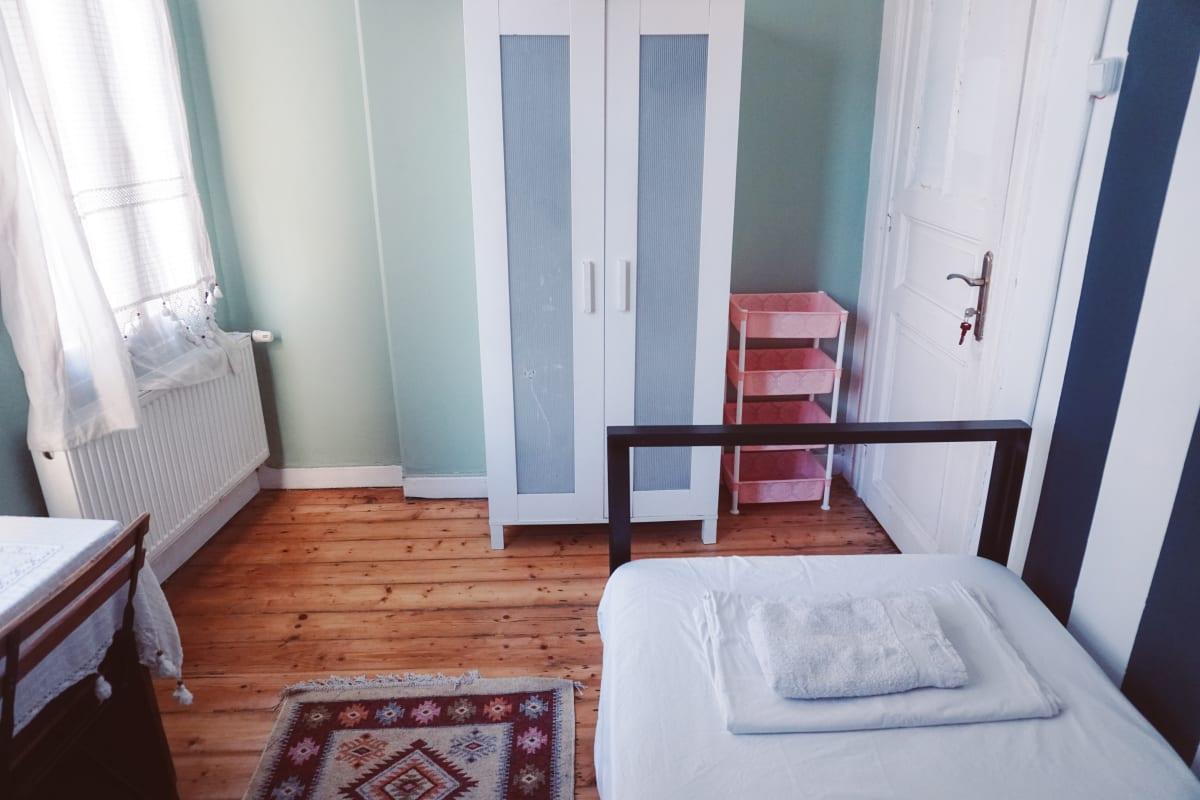 Jumba Hostel, Istanbul, Turkey