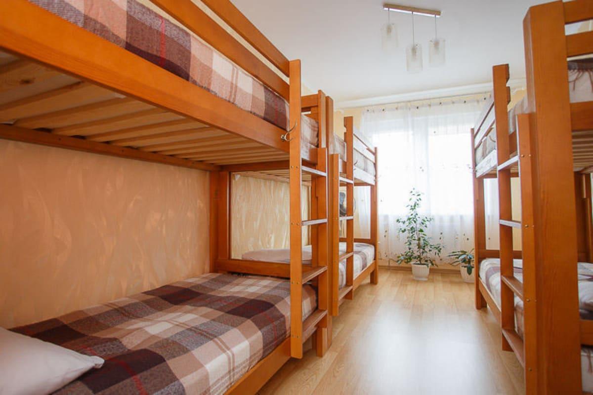 Hostel EasyFlat, Minsk, Belarus hostel